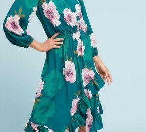 Anthropologie Tracy Reese Aleah Dress